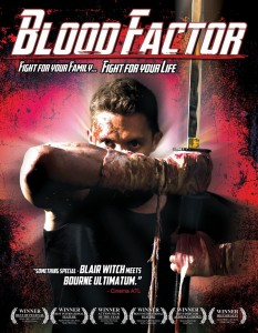 Blood Factor | DVD (Bayview Entertainment)