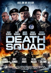 """""""Death Squad"""" Theatrical Poster"""