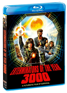Exterminators of the Year 3000 | Blu-ray (Shout! Factory)