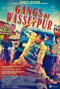 """Gangs of Wasseypur"" Theatrical Poster"