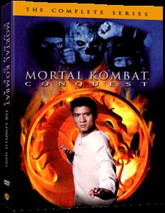 Mortal Kombat: Conquest | DVD (Warner)
