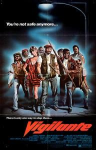 """""""Vigilante"""" Theatrical Poster"""