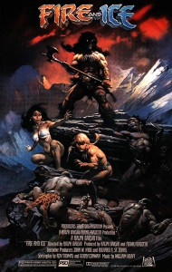 """""""Fire and Ice"""" Theatrical Poster"""