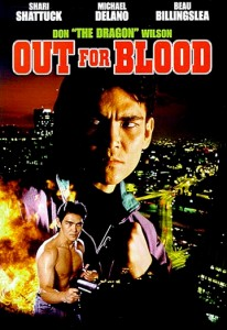 """Out for Blood"" Promotional Poster"