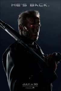 """Terminator Genisys"" Teaser Poster"