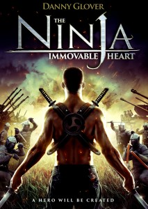Ninja: Immovable Heart | DVD (Peace Arch Trinity)