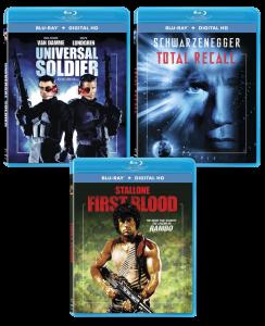 Stallone, Van Damme, Schwarzenegger and Lundgren get a makeover.