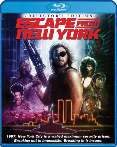 Escape from New York: Collector's Edition | Blu-ray (Shout! Factory)