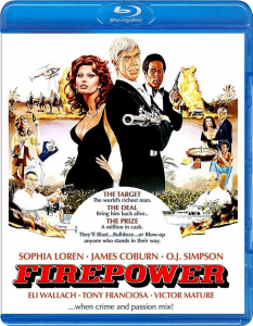 Firepower | Blu-ray (Scorpion Releasing)