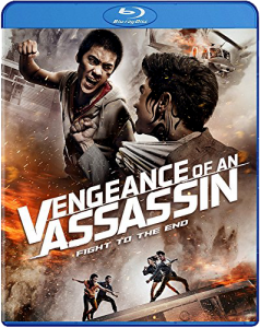 Vengeance of an Assassin | Blu-ray & DVD (Well Go USA)