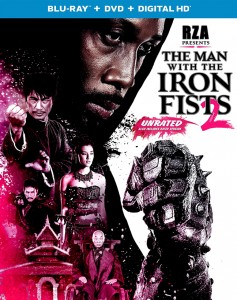 The Man with the Iron Fists 2 | Blu-ray & DVD (Universal)