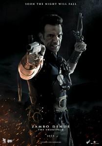 """Zambo Dende"" Promotional Poster"