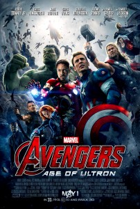 """The Avengers: Age of Ultron"" Theatrical Poster"