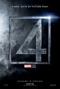 """""""Fantastic Four"""" Teaser Poster"""