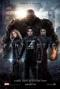 """""""Fantastic Four"""" Theatrical Poster"""