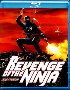 Revenge of the Ninja | Blu-ray (Kino Lorber)
