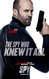 """Spy"" Teaser Poster"