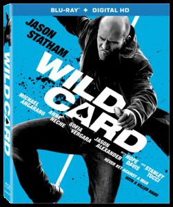 Wild Card | Blu-ray & DVD (Lionsgate)