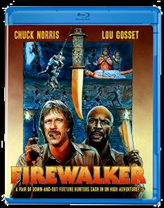 Firewalker | Blu-ray & DVD (Olive Films)