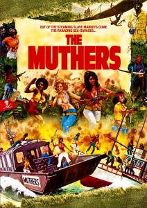 The Muthers | DVD (Vinegar Syndrome)