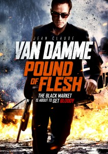 """Pound of Flesh"" DVD Cover"