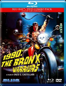 1990: The Bronx Warriors | Blu-ray & DVD (Blue Underground)