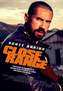 """Close Range"" Teaser Poster"