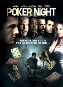 """Poker Night"" Theatrical Poster"