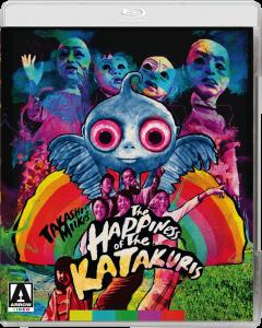 The Happiness of the Katakuris | Blu-ray & DVD (Arrow Video)