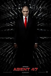 """Hitman: Agent 47"" Theatrical Poster"