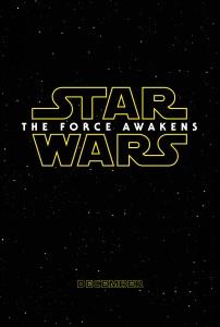 "'Star Wars: The Force Awakens"" Teaser Poster"
