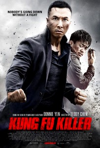 """""""Kung Fu Killer"""" Theatrical Poster"""