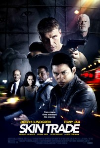 """""""Skin Trade"""" Theatrical Poster"""
