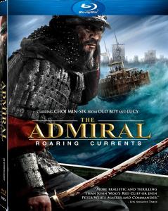 Admiral: Roaring Currents | Blu-ray & DVD (CJ Entertainment)