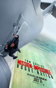 """""""Mission: Impossible Rogue Nation"""" Theatrical Poster"""