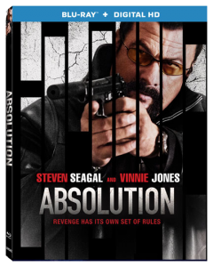 Absolution | Blu-ray & DVD (Lionsgate)