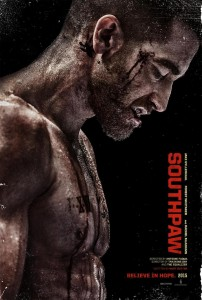 """Southpaw"" Theatrical Poster"