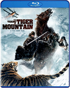 The Taking of Tiger Mountain | Blu-ray & DVD (Well Go USA)