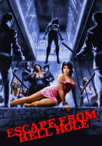 Escape from Hellhole | DVD (Cheezy Flicks)