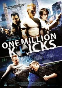 """One Million Klicks"" Theatrical Poster"