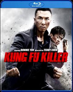 Kung Fu Killer | Blu-ray & DVD (Well Go USA)