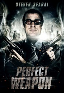 """""""Perfect Weapon"""" Teaser Poster"""