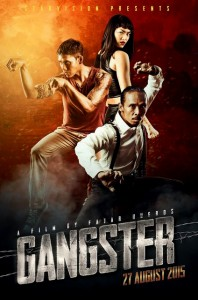 """""""Gangster"""" Theatrical Poster"""