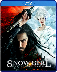 Snow Girl and the Dark Crystal | Blu-ray & DVD (Well Go USA)