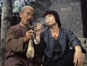 "Fu Sheng in ""My Rebellious Son"""