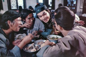 "Fu Sheng in ""Wits of the Brats"""