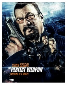 """""""Perfect Weapon"""" Promotional Poster"""