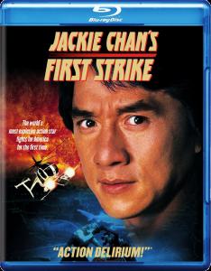 Jackie Chan's First Strike | Blu-ray (Warner)