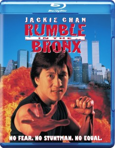 Rumble in the Bronx   Blu-ray (Warner)