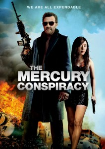 The Mercury Conspiracy | DVD (Entertainment One)